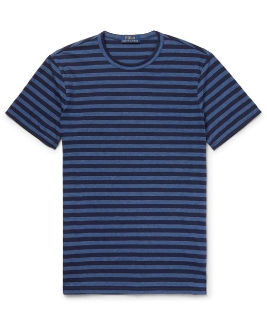 STRIPED COTTON BLEND JERSEY T-SHIRT Shop Your Own Newest Online Visa Payment For Sale Huge Surprise Cheap Online Pick A Best Cheap Price pYhDZo4