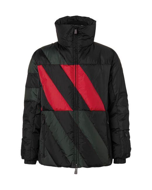 Moncler Grenoble | Black Thorens Quilted Down Ski Jacket for Men | Lyst
