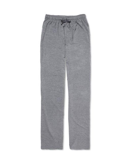 Derek Rose   Gray Stretch Micro Modal Jersey Lounge Trousers for Men   Lyst