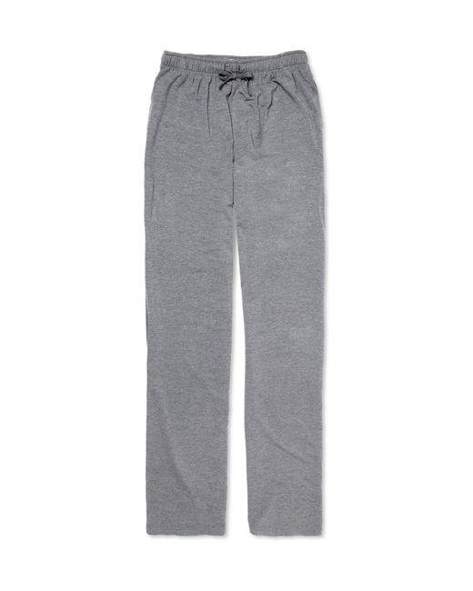 Derek Rose | Gray Stretch Micro Modal Jersey Lounge Trousers for Men | Lyst