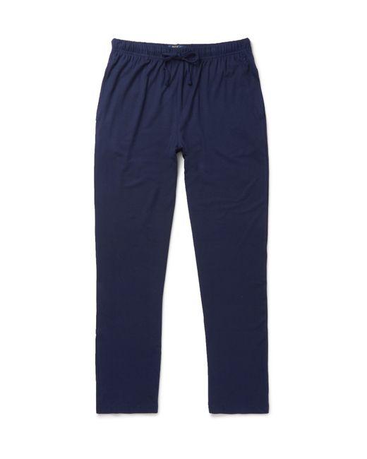 Polo Ralph Lauren | Blue Stretch-modal Jersey Pyjama Trousers for Men | Lyst