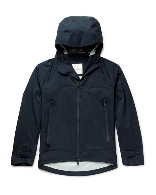 Moncler | Blue Pierrick Shell Jacket for Men | Lyst