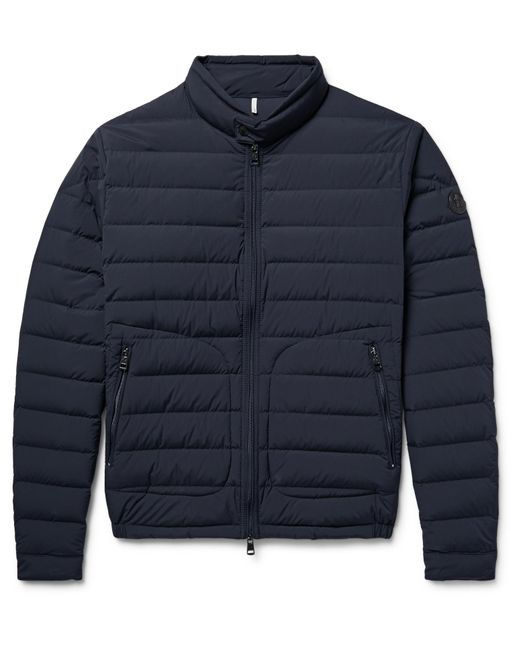 Moncler | Blue Acorus Quilted Shell Down Jacket for Men | Lyst
