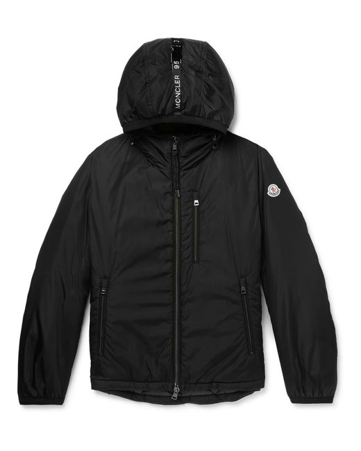 Moncler | Black Guimet Quilted Shell Down Jacket for Men | Lyst