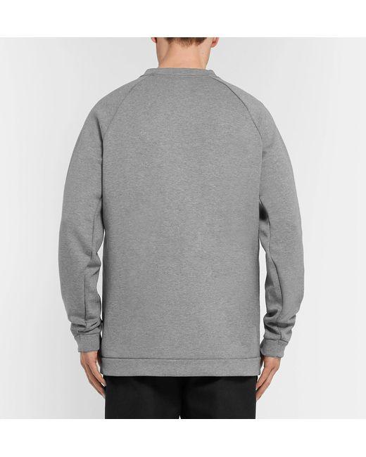 Tech 6zwtrrq For Men Nike Blend Sweatshirt Cotton In Sportswear Gray Fleece AgxFtPqw