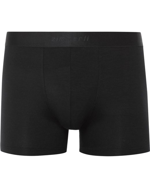 Zimmerli | Black Pureness Stretch-micro Modal Boxer Briefs for Men | Lyst