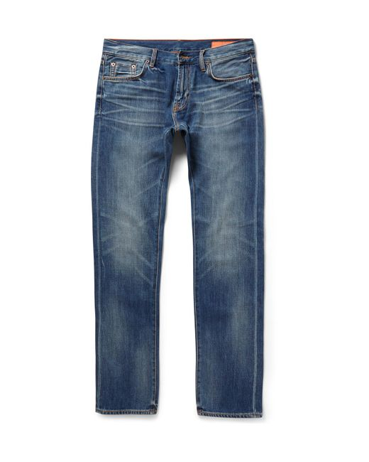 Mick Slim-fit Selvedge Denim Jeans Jean Shop GXFtYOQAB