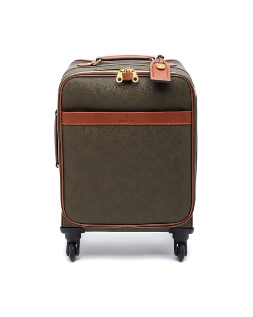 Mulberry - Brown Four Wheel Trolley for Men - Lyst