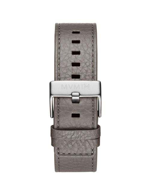 MVMT - Metallic Classic - 24mm Sage Green Leather for Men - Lyst
