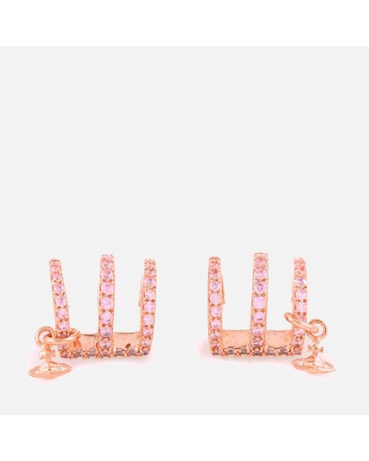 Vivienne Westwood - Pink Women's Harriet Ear Cuff - Lyst