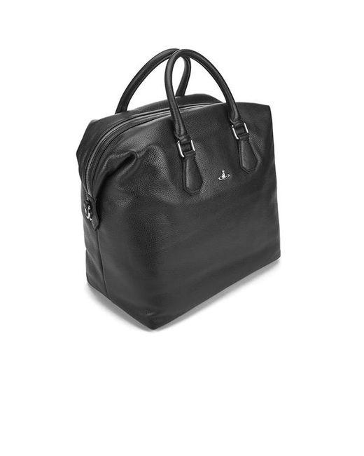 Vivienne westwood Men's Milano Weekender Bag in Black for Men | Lyst