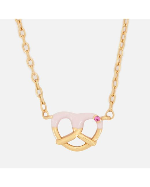 Marc Jacobs - Multicolor Something Special Pretzal Pendant - Lyst