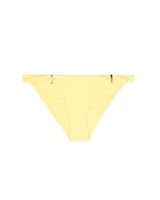 Melissa Odabash - Yellow Martinique Bikini Bottom - Lyst