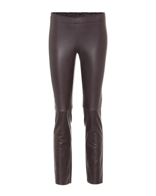 Stouls - Multicolor Jacky Leather Pants - Lyst