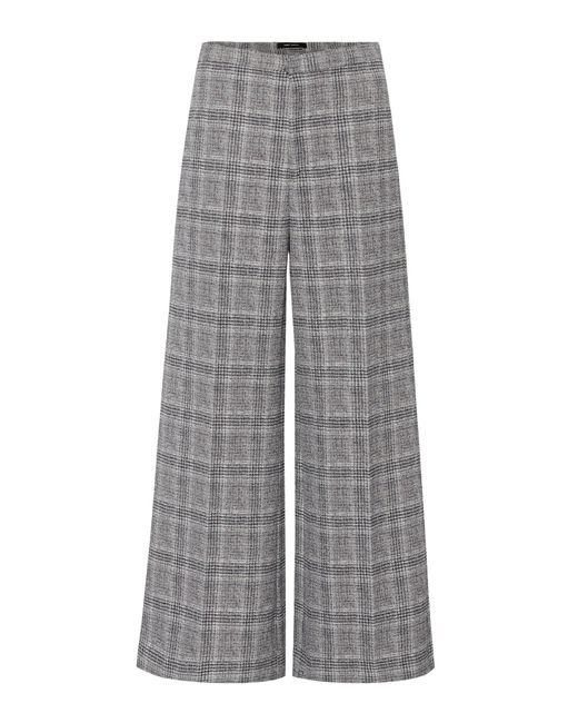 Isabel Marant | Gray Trevi Prince Of Wales Trousers | Lyst