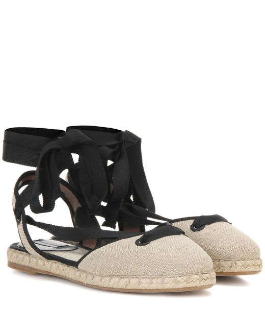 Tabitha Simmons - Natural Kaya Ballerina Shoes - Lyst