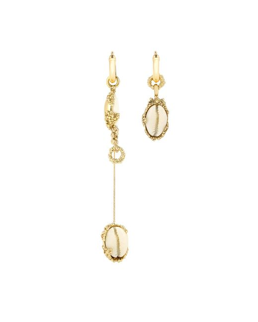Ellery - Metallic Nalani Gold-plated Earrings - Lyst