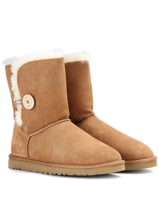 Ugg | Brown Bailey Button Ii | Lyst