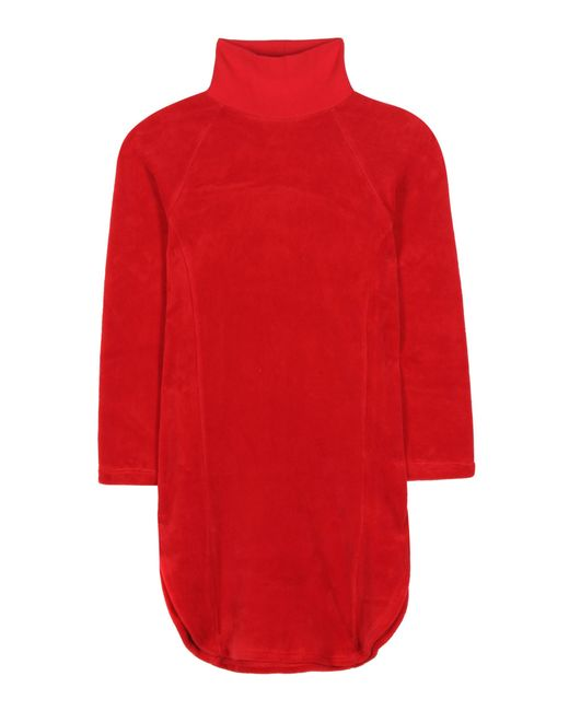 Vetements | Red X Juicy Couture Velour Top | Lyst