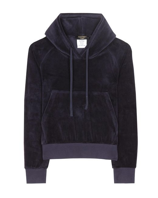 Vetements | Blue X Juicy Couture Velour Sweatshirt | Lyst