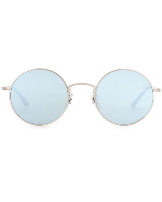 Oliver Peoples - Blue X The Row After Midnight 49 Round Sunglasses - Lyst