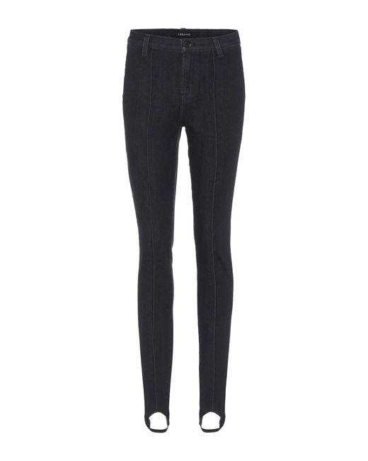 J Brand - Blue Maria Stirrup Jeans - Lyst