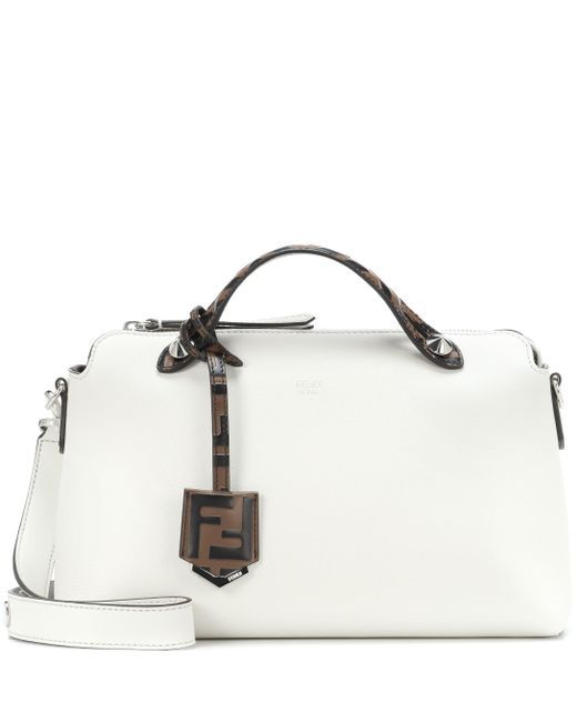 a7b589406a48 Fendi - Multicolor By The Way Leather Shoulder Bag - Lyst ...