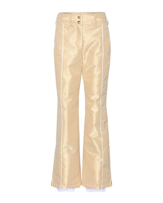 Fendi - Metallic Ski Trousers - Lyst