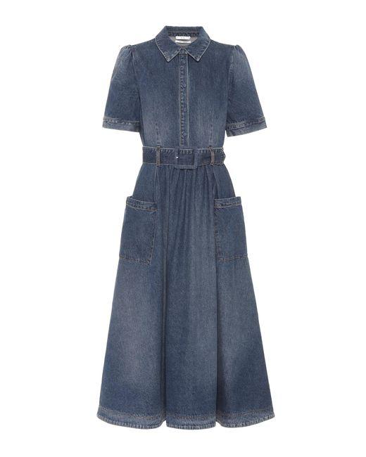 Co.   Blue Denim Dress   Lyst
