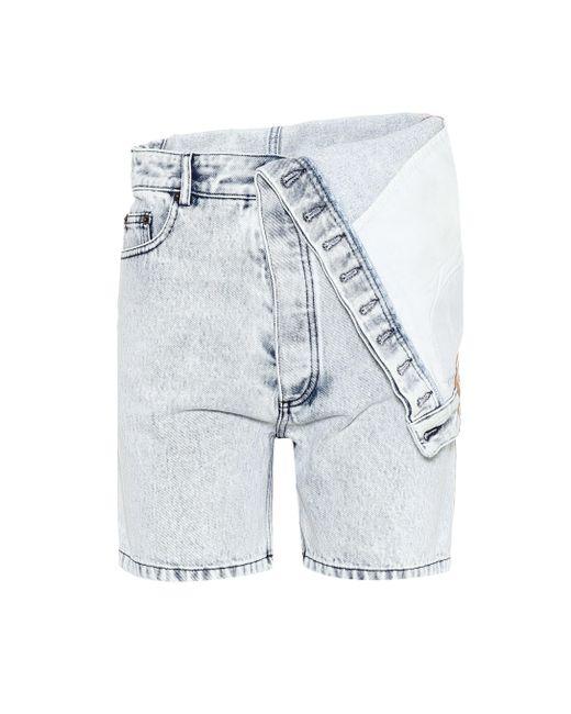 Y. Project - Blue Shorts de jeans - Lyst