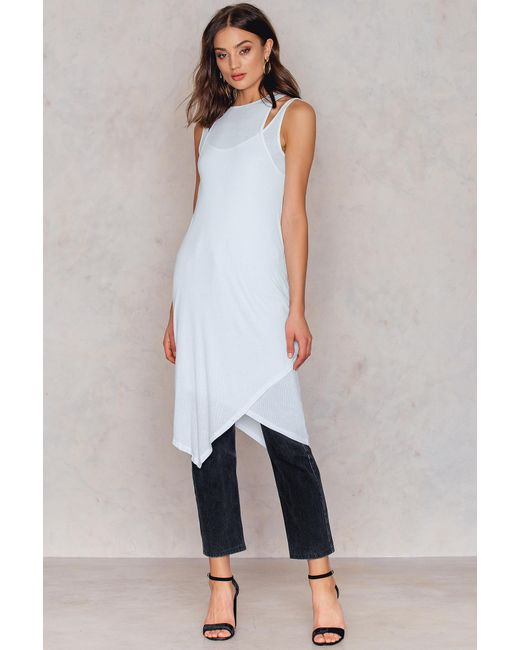 Cheap Monday - White Freer Dress - Lyst