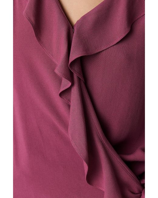8ca22beb8e8 ... Trendyol - Pink Milla Detailed Blouse Dusty Rose - Lyst