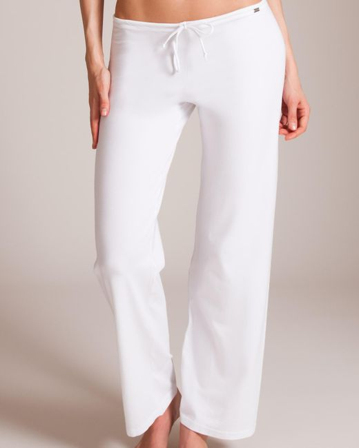 La Perla - White New Project Long Pant - Lyst