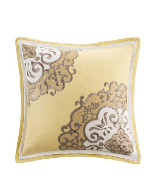 Natori - Multicolor N Medallion Square Pillow - Lyst