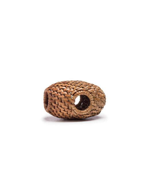 Natori - Brown Maranao Napkin Ring - Lyst