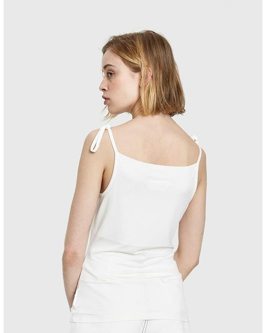 Simple Cotton Tank Maison Martin Margiela Sale Popular Free Shipping Limited Edition Cheap Pick A Best Wiki TU0AwT