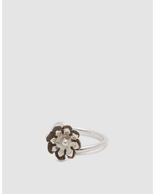 Pamela Love - Metallic Small Anemone Ring - Lyst