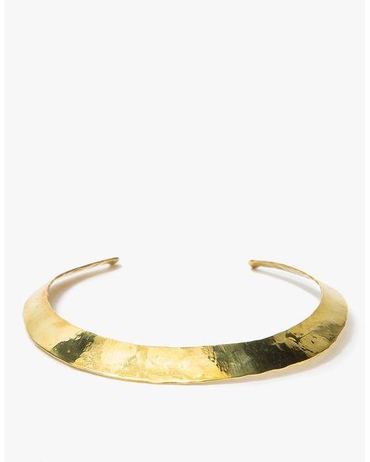 Crescioni | Metallic Arroyo Necklace | Lyst