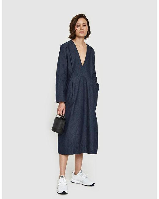 Toit Volant - Blue Blackberry Dresss - Lyst