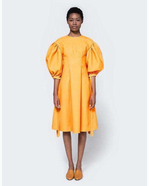 Rejina Pyo | Yellow Jamie Dress | Lyst