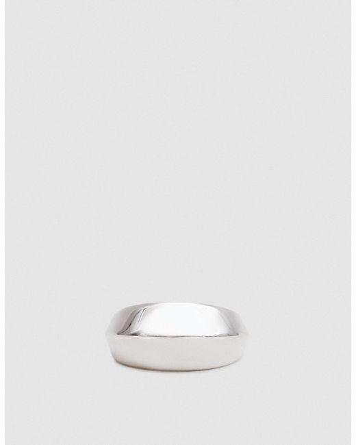 J. Hannah | Metallic Peak Ring Ii | Lyst