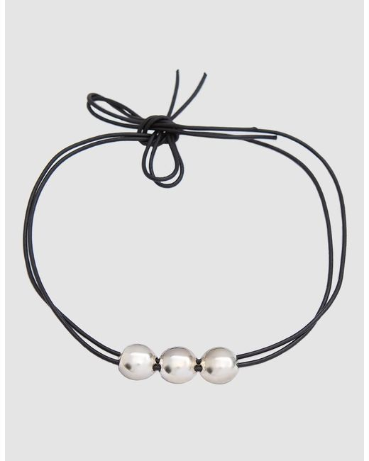 Sophie Buhai - Metallic Small Moon Choker Necklace - Lyst