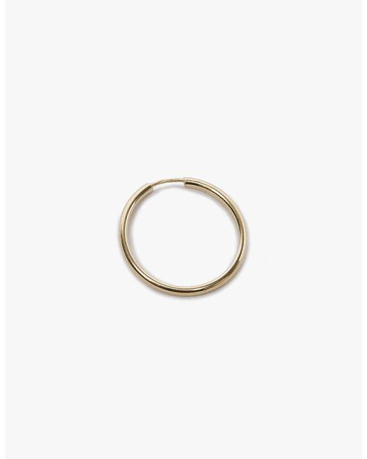 Loren Stewart | Metallic 14k Gold Infinity Hoop | Lyst