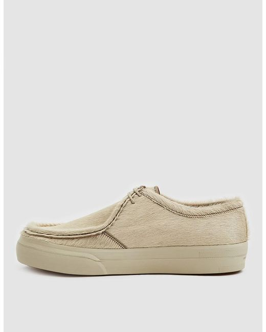 23ae547842 ... Dries Van Noten - Natural Hairy Low Top Sneaker for Men - Lyst ...