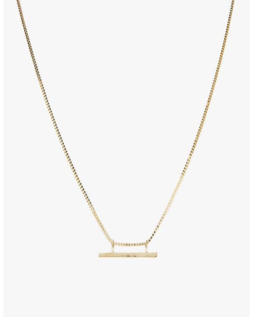 J. Hannah - Multicolor Petite Balance Necklace - Lyst