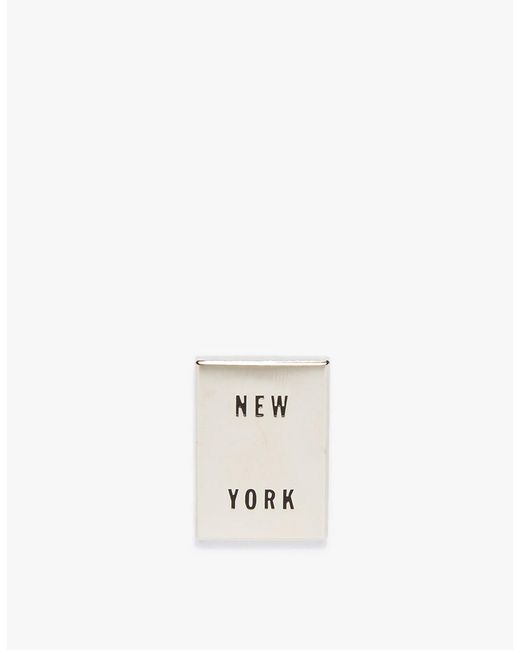 Prize Pins   Metallic New York   Lyst