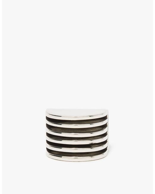 Agmes | Metallic Wide Boeri Ring | Lyst