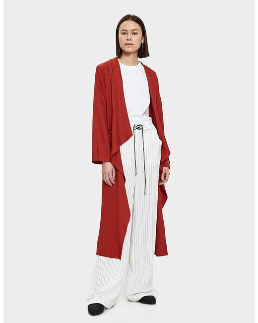 Farrow - Red Waterfall Jacket - Lyst