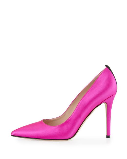 SJP by Sarah Jessica Parker | Pink Fawn Pointed-toe Pump | Lyst