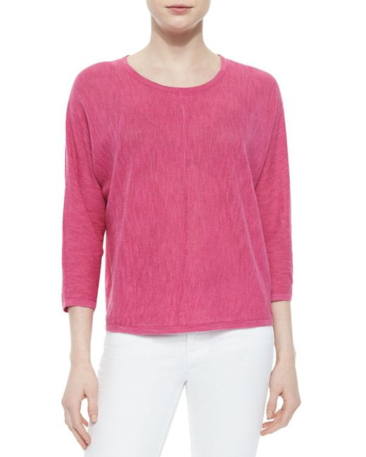 Belford | Natural Dolman-sleeve Pullover Sweater | Lyst